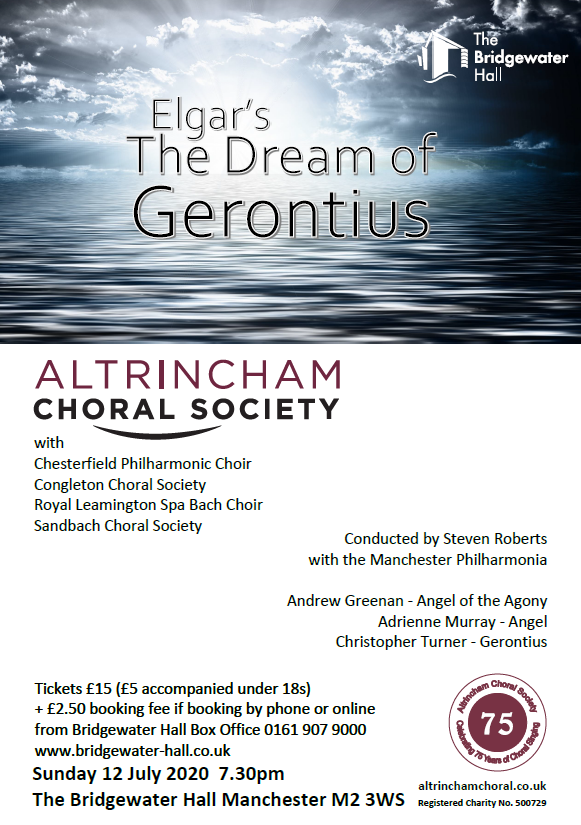 ACS Dream of Gerontius poster 120720