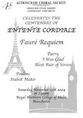 Nov 04 poster