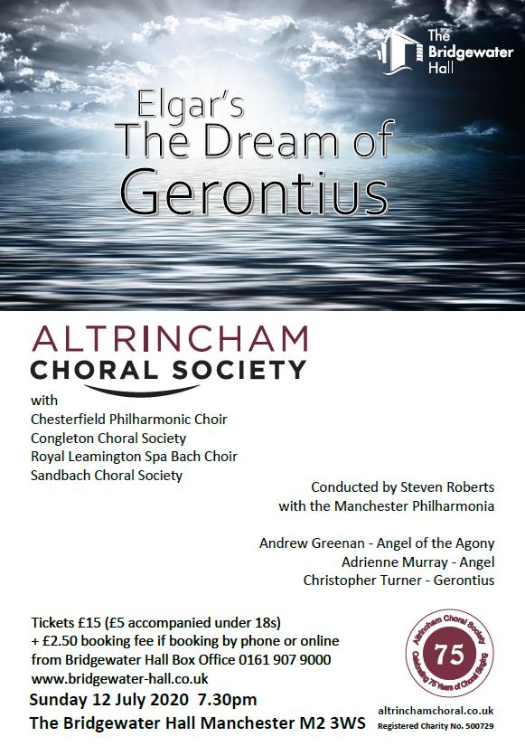 ACS Dream of Gerontius poster 120720