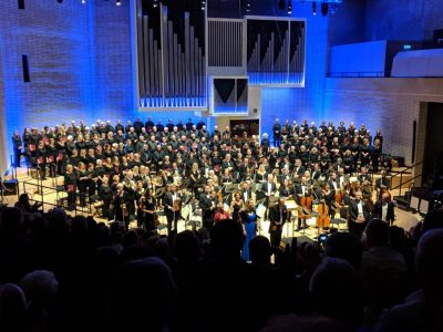 ACS and Congleton performing Beethoven Missa Solemnis at the RNCM 171118