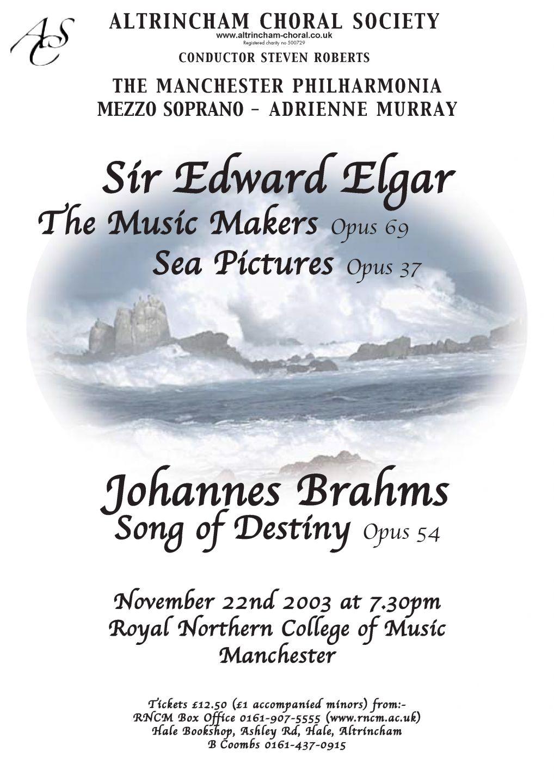 Elgar-Poster